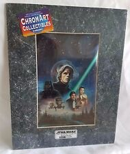 Star Wars ChromArt Collectibles Print 0887 of 10,000