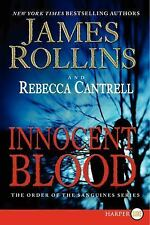 Innocent Blood: The Order of the Sanguines Series-ExLibrary