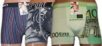 3er 5er Set Herren Boxershorts Unterhosen Unterwäsche Slips Boxer Shorts Pants