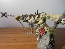 REDUCED! WARHAMMER-conversion- SKAVEN  OGRE from ISLE OF BLOOD painted by seller