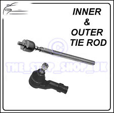 Vauxhall Corsa (C) Combo Corsa Van Inner & Outer Tie Rod End Steering Track Rod