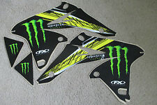 F X  FX MONSTER TEAM SUZUKI GRAPHICS RMZ250 2010 2011 2012 2013 2014 2015 16 17