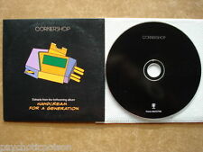 CORNERSHOP - Handcreme for a Generation  ADVANCE CD  Wiiija Promo WIJ CD 1115