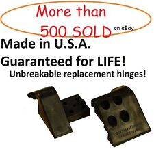 Armrest Lid Replacement Hinges for VW cars, fix that floppy lid!