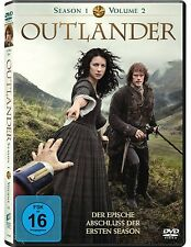 3 DVD-Box ° Outlander - Staffel 1.2 ° NEU & OVP