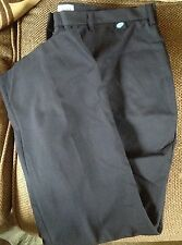 Smart Navy Trousers by Alexandra TL330 Size 10 Short Workwear