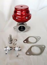 TiAL 38mm Authentic External Wastegate 1 BAR RED F38