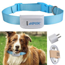 GPS GSM Pet Tracker Cat  Dog Collar Attachment Lost Alert Mapping Finder for iOS