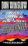 Way Down On The High Lonely (Dead Letter Mysteries)-ExLibrary