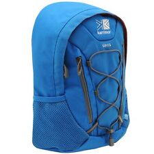 BLUE KARRIMOR SMALL 10L 10 LITRE CAMPING WALKING TRAVEL RUCKSACK BACKPACK BAG