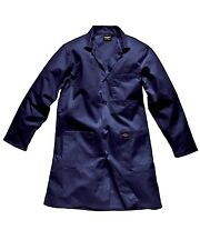 Mens Dickies Lab Coat Laboratory Warehouse Quality Workwear Overall Lab Work New