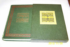 """THE HOBBIT"" by J.R.R. Tolkien, 1973, Colletors Edition, Green Simulated Leather"