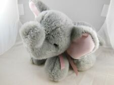 "Adorable 12""  Plush Elephant Soft & Cuddly Aurora Toys"