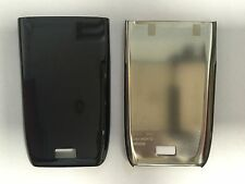 Original Nokia E51 Akkudeckel Battery Cover Akkufachdeckel Stainless Steel NEU