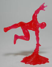 Hasbro Marvel Universe Handful Of Heroes Spider-Man Shooting Translucent Red