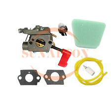 Carburetor For Craftsman Poulan 32cc Gas Trimmer Pole Pruner Walbro WT-628 628-1