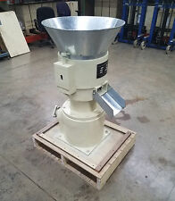 "12"" PTO Powered Pellet Mill w/support. Make feed or fuel pellets. BRAND NEW!"