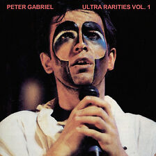 "PETER GABRIEL  ""Ultra Rarities Vol. 1""  (16 Rare & Unreleased Tracks!)  Genesis"