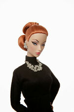 "Fashion Royalty Victoire Dial V For Victoir - 12"" Doll"