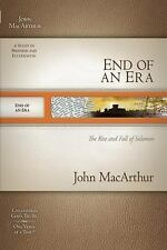 End of an Era: The Rise and Fall of Solomon (MacArthur Old T