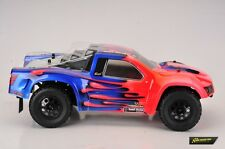 "Absima 1:10 EP Short Course ""Patron"" TR4SC 4WD RTR Brushless TR4SCRTRBL"