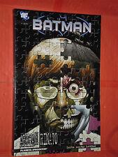 BATMAN- ARKHAM rinato- N°5- DI:david hine e jeremy-planeta  E DC COMICS -NUOVO