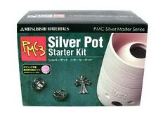 PMC3 Sterling silver clay starter kit for Rings & Jewelry & Tools