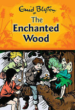 The Enchanted Wood by Enid Blyton (paperback)