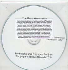 (ET876) The Martin Harley Band, Love In The Afternoon - 2010 DJ CD