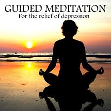 GUIDED MEDITATION CD FOR THE RELIEF OF DEPRESSION + RELAXATION BONUS TRACK