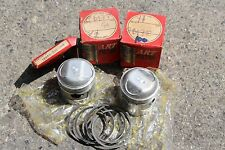 Honda CA175 CB175 CD175 CL175 Piston&Ring Set 1.00 NOS 4TH oversize ART&Genuine
