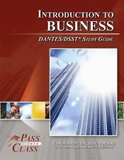 Introduction to Business DANTES/DSST Test Study Guide - PassYourClass