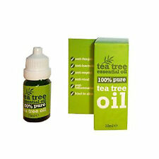 100 % Pure Tea Tree Essential Oil 10ml Antiseptic, Anti Fungal FAST DELIVERY_=