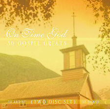 On Time God: 30 Gospel Greats by On Time God-30 Gospel Greats