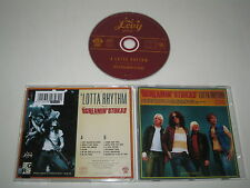SCREAMIN' STUKAS/A LOTTA RHYTHM(WHITE JAZZ/TUG106)CD ALBUM