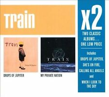 Drops of Jupiter/My Private Nation by Train (CD, Apr-2012, 2 Discs, Columbia...
