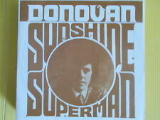 45 GIRI DONOVAN SUNSHINE SUPERMAN / THE TRIP  NUOVO LOOK