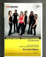 TEDDI BRYANT Hot Mamas Exercise (2008, DVD) BRAND NEW: Postnatal Conditioning