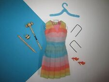 Barbie Vintage Complete Outfit FUN 'N GAMES #1619 Minty Free Shipping USA