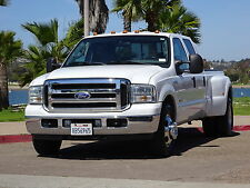 Ford: F-350 Crew Cab 6.0L POWERSTROKE DIESEL 62K MILES DUALLY