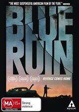 Blue Ruin NEW R4 DVD
