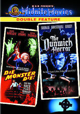 Die Monster Die! & The Dunwich Horror (Midnite Movies Double Feature) DVD, Sydne