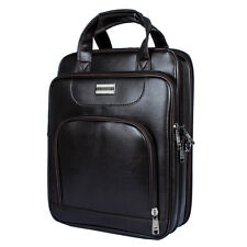 "PU Leather 13.3""Convertible Laptop Backpack Bag For Apple Macbook Pro/Air 13.3in"