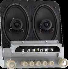 1951-52 Chevy AM/FM/Stereo Radio with Speakers