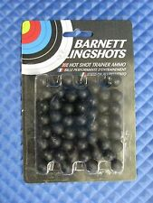 Barnett Slingshots Hot Shot Trainer Ammo 100 Count #19204