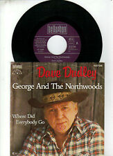Dave Dudley   -   George and the Northwoods