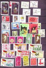 Briefmarken Lot DDR 1964  gestempelt