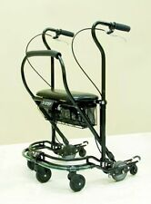 The U-Step 2 Walker/Stabilizer Rollator Rolling Walker with seat and basket