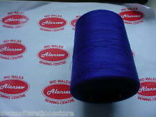 STRONG 75's SEWING MACHINE ROYAL BLUE THREAD QUALITY OXELENE POLYESTER