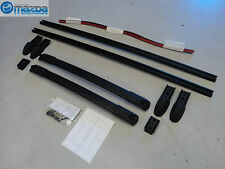 MAZDA MPV 2000-2006 NEW OEM ROOF RACK AND CROSS BAR KIT 0000-8L-F25